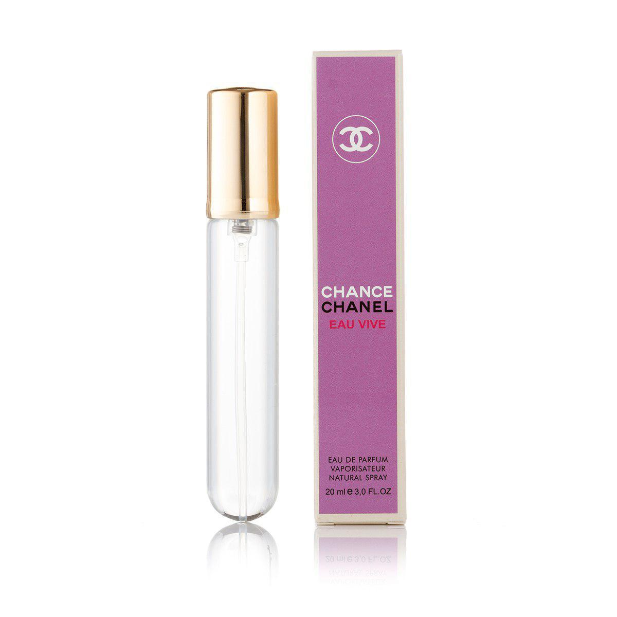 20 мл міні-парфуми Chanel Chance Eau Vive (ж)