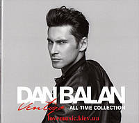 Музичний сд диск DAN BALAN Ventigo. All time collection (2018) (audio cd)