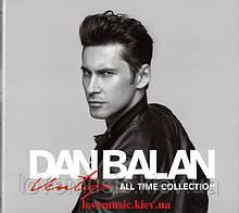 Музичний сд диск DAN BALAN Ventigo. All time collection (2018) (audio cd)