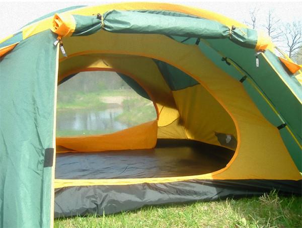 Намет Tramp Lair 3 v2. Палатка туристическая. Намет туристичний