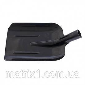 Лопата совкова з ребрами жорсткості, без черешка (АМЕТ) Росія