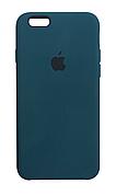 Чехол (copy) на iPhone 6 / 6S Silicone Case Cosmos Blue
