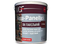 Акриловый панельный лак Mgf Aqua-Panellack 2.5л (глянец)