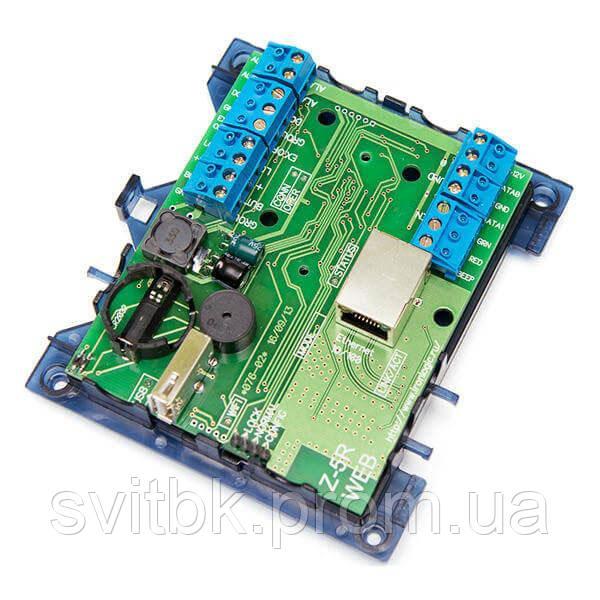 Контролер Z-5R WEB мережевий для системи контролю доступу