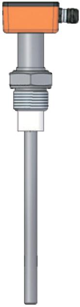 Емкостный датчик уровня серии ECAPm 305 для сыпучих материалов