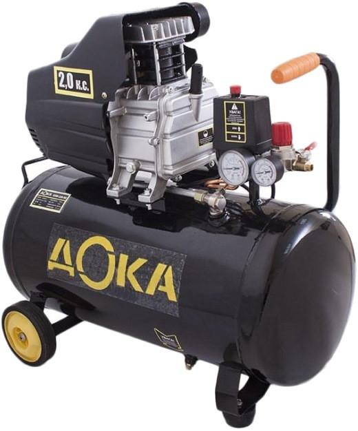 Компрессор 24 л, 170 л/мин, 1,5 кВт, ДОКА КПМ 220-24
