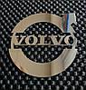 Логотип VOLVO из нержавеющей стали, 79 мм