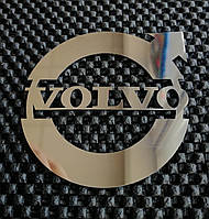 Логотип VOLVO из нержавеющей стали, 79 мм, фото 1