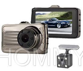 Видеорегистратор Blackbox DVR T666G+  Full HD 1080P Супер Цена!
