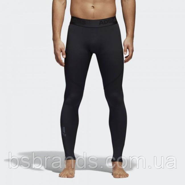 Мужские спортивные брюки adidas ALPHASKIN SPORT(АРТИКУЛ:CF7339)