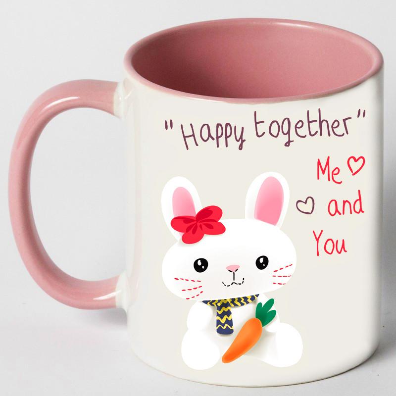 """Чашка """"Happy Together"""""""