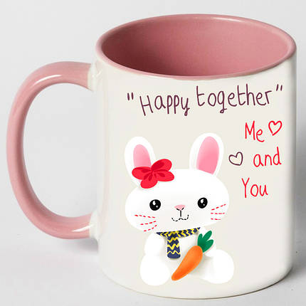 """Чашка """"Happy Together"""", фото 2"""