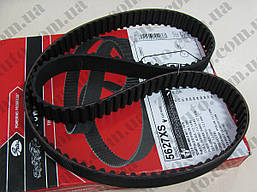 Ремень ГРМ Fiat Doblo 1.2-1.4 01- GATES