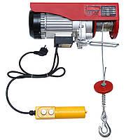 Таль электрическая канатная (электротельфер) Toho РА500А
