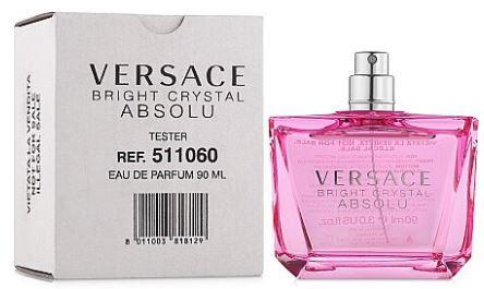 Тестер женского аромата Bright Crystal Absolu Versace (90 мл )