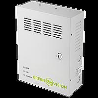 Источник бесперебойного питания Green Vision GV-UPS-H 1218-10A-B без аккумулятора)