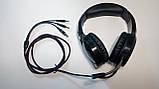 Наушники игровые с микрофоном и подсветкой HAVIT HV-H2232D GAMING, регулятор громкости, black, фото 7