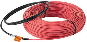 Heating cable Ø6 mm  20W/m - 15,0 m