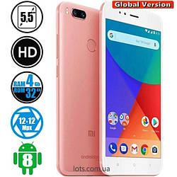Смартфон Xiaomi Mi A1 4/32Gb Rose Gold 4G (Global)