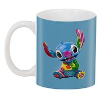 Кружка GeekLand Lilo and Stitch 02.24 пазл герои