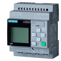 Логический модуль Siemens LOGO 8!Basic 12/24 RCE
