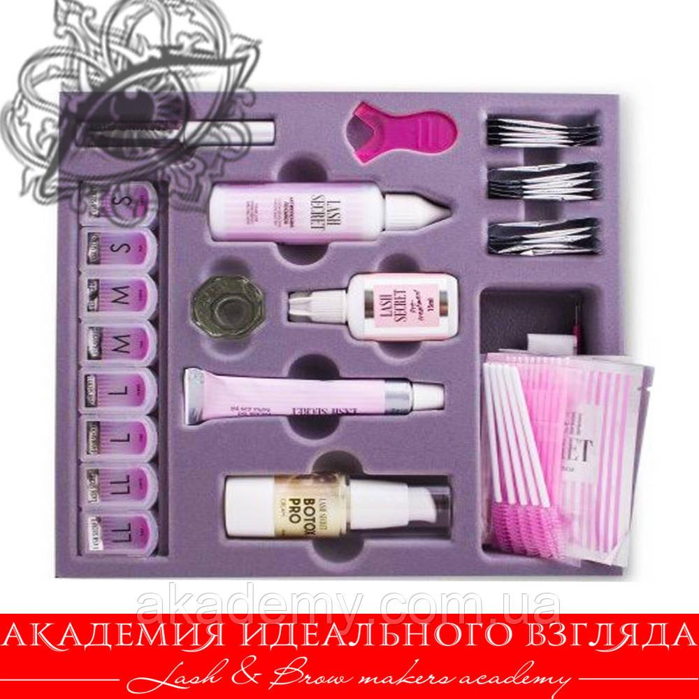 Premium-набор для ламинирования Lash Secret New