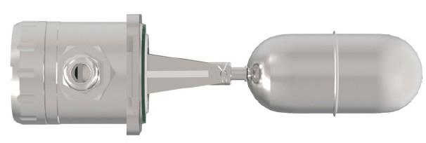 Сигнализатор реле уровня ELB 10x