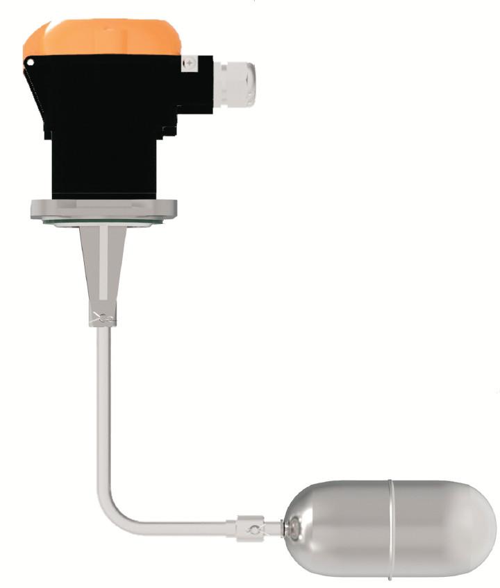 Сигнализатор реле уровня ELB 21