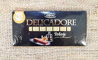 Delicadore Whiskey Шоколад порционный