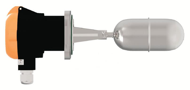 Сигнализатор реле уровня ELB 11