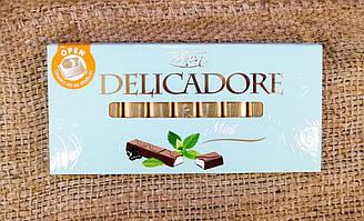 Delicadore Mint Шоколад порционный