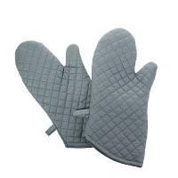"""Рукавицы пекарские защитные """"Maitai"""" 34 см 15 см в наборе из 2 штук"""