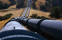 Монтаж металлоконструкций опор трубопроводов