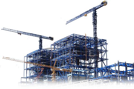 Производство и монтаж строительных металлоконструкций