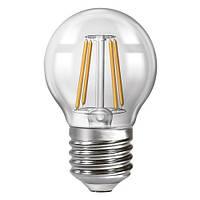 Лампа LED филаментная G45 Neomax 4W 4200K E-27