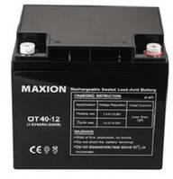 Промышленный Аккумулятор UPS MAXION 12- 40 (12V,40Ah)