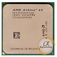 Процесор AMD Athlon 64 X2 3500+ (2×2.20 GHz/512Kb/AM2) БО