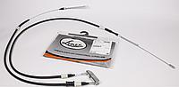 Трос ручника Opel Kadett E 84-91/Daewoo Nexia 95-97 (1679/1092+1274/691mm) LINEX 32.01.16