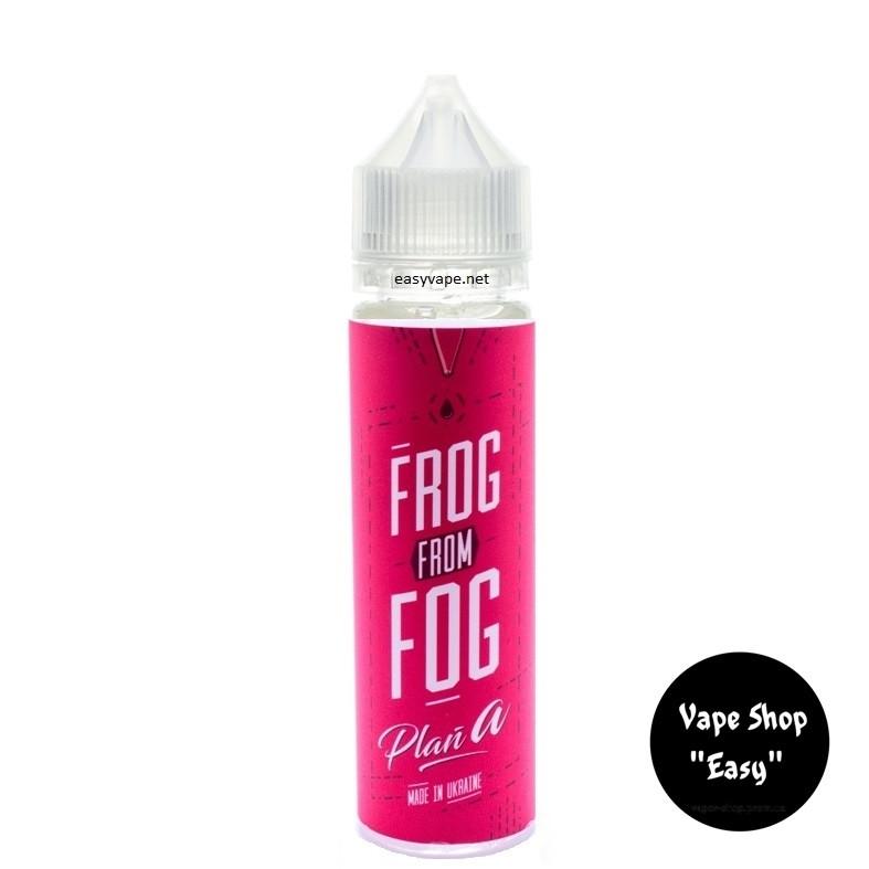 Frog From Fog Plan A  60 ml Премиум жидкость для вейпа.