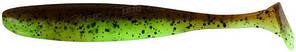 "Силикон Keitech Easy Shiner 3.5"" ц:401 greenpumpkinpp.chart"