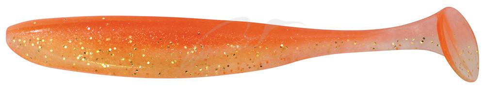 """Силикон Keitech Easy Shiner 3.5"""" ц:ea#06 orange flash"""