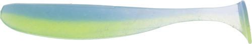 """Силикон Keitech Easy Shiner 3.5"""" ц:pal#03 ice chartreuse"""