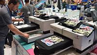 Обзор текстильных принтеров для печати на футболках