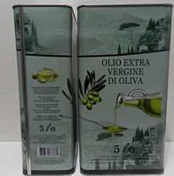 Оливковое масло Olio Extra Vergine di Oliva, 5 л, (Италия)