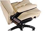 Офисное кресло  GIOSEDIO   модель  BSB005 бежевый, фото 3