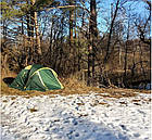 Намет Tramp Stalker 2. Палатка туристическая. Намет туристичний, фото 4