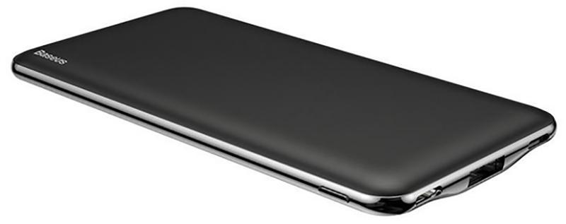 Портативное зарядное устройство BASEUS Simbo 10000mAh
