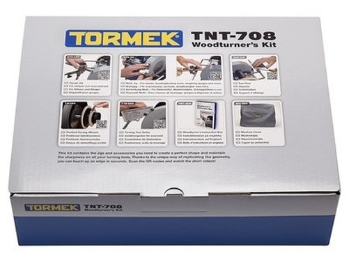 TORMEK TNT-708 набор для заточки столярного иструмента