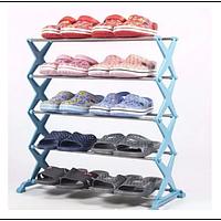 Полка органайзер для обуви 5 полок 15 пар The Shoe Rack