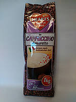 Кофейный напиток Капучино Hearts Amaretto ,1 кг